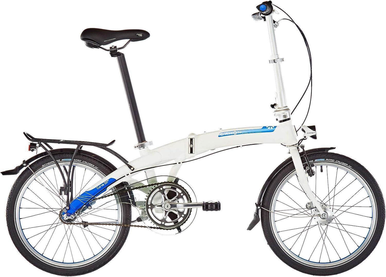 Dahon Faltrad CURVE i3 3 Gang Frost Weiß 20 Zoll Klapp Fahrrad ...