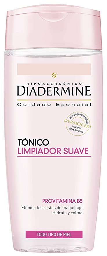 Diadermine Tónico Limpiador Suave - 20 cl