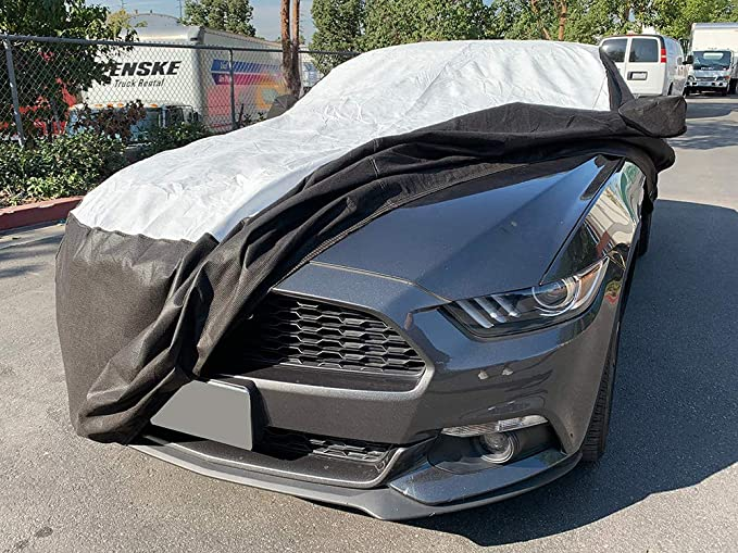100/% Waterproof 100/% Breathable Ford Mustang Convertible 1964-1973 CAR COVER