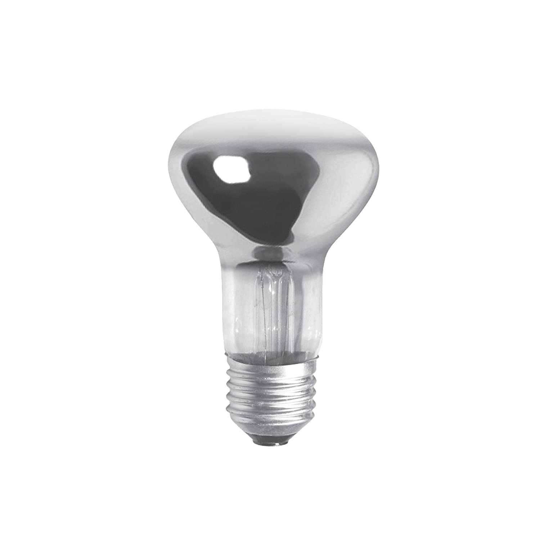 Confezione da 5 60 W Set di 5 Pezzi Bulk Hardware Limited BH05668 Lampada a Riflettore Es R63 Bianco