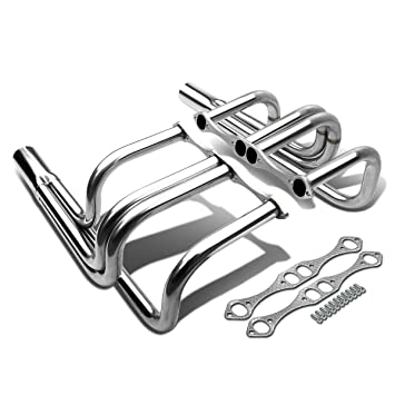 Amazon Com For Chevy Small Block 2x4 1 Design Stainless Steel