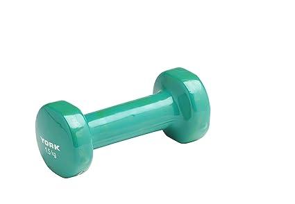 York Fitness Fitbell - Mancuernas [colores varían] (1 unidad)