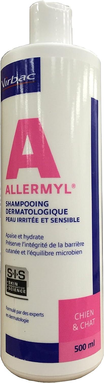 Virbac - Champú Allermyl Glycotec (500 ml)