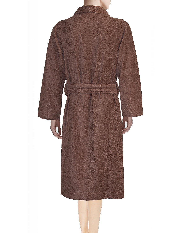 f0942abc8d Armani International Robes Set Chocolate-Golden Brown
