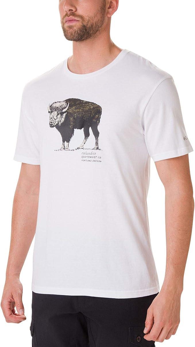 Columbia Muir Pass - Camiseta Hombre: Amazon.es: Ropa y accesorios
