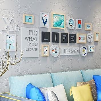 Amazon.com: Luxury photo wall living room accessories ...