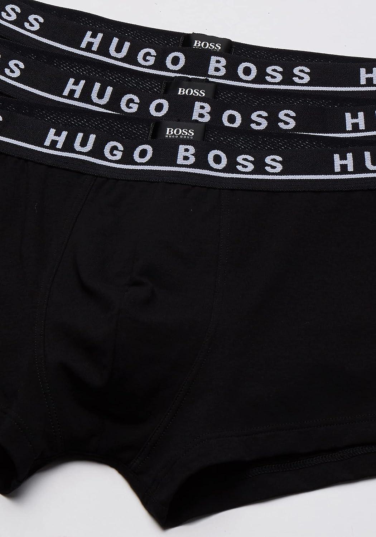 Hugo Boss 3 Pack Navy 963 Boxer Long Trunks 50415184