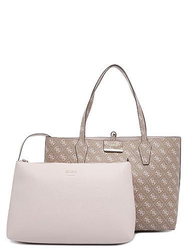 92b8f0c667db8 Guess Bobbi Inside Out Shopper Bag 36 cm  Amazon.co.uk  Shoes   Bags
