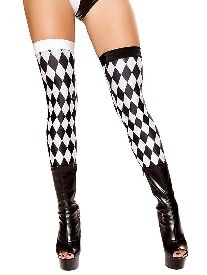 26da6d9842f Amazon.com  Jester Leggings Adult Costume Accessory - One Size  Clothing