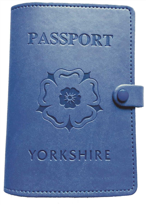 Yorkshire Passport Cover
