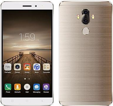 XGODY Y19 6 pulgadas 4 G FDD-LTE Android 7.0 Funda para teléfonos ...