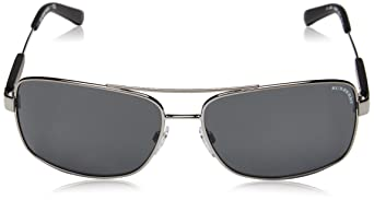 d7ba54491e Amazon.com  Burberry Sunglasses BE 3074 100387 Gunmetal 63mm  Burberry   Shoes