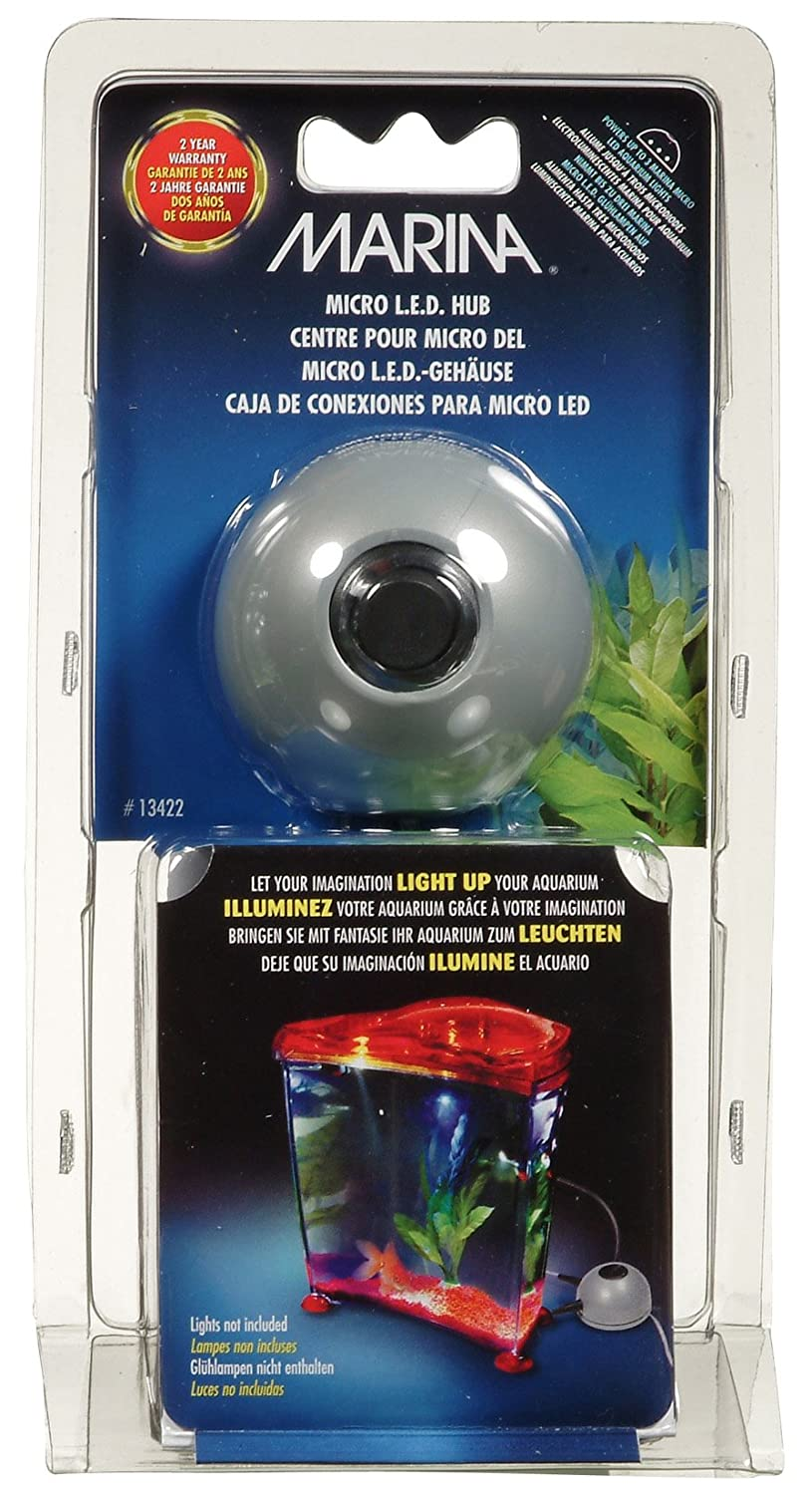 Marina LED Connection Box with cUL Adapter