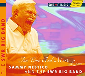 amazon fun time more live sammy nestico the swr big band