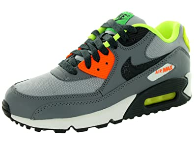 NIKE air max 90 (GS) Trainers 705499 002 Sneakers Shoes