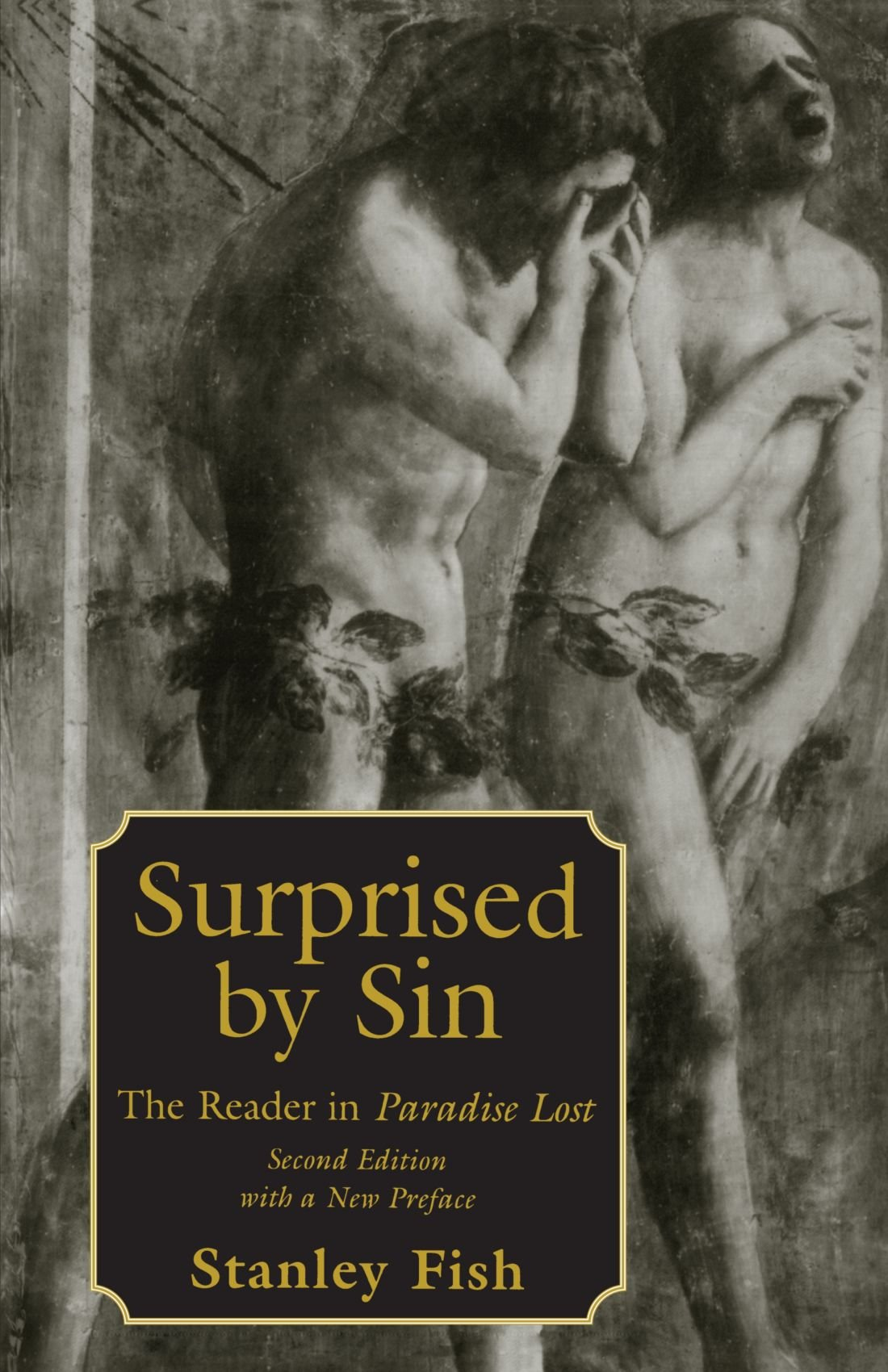 surprised by sin the reader in paradise lost amazon co uk surprised by sin the reader in paradise lost amazon co uk stanley fish 9780674857476 books