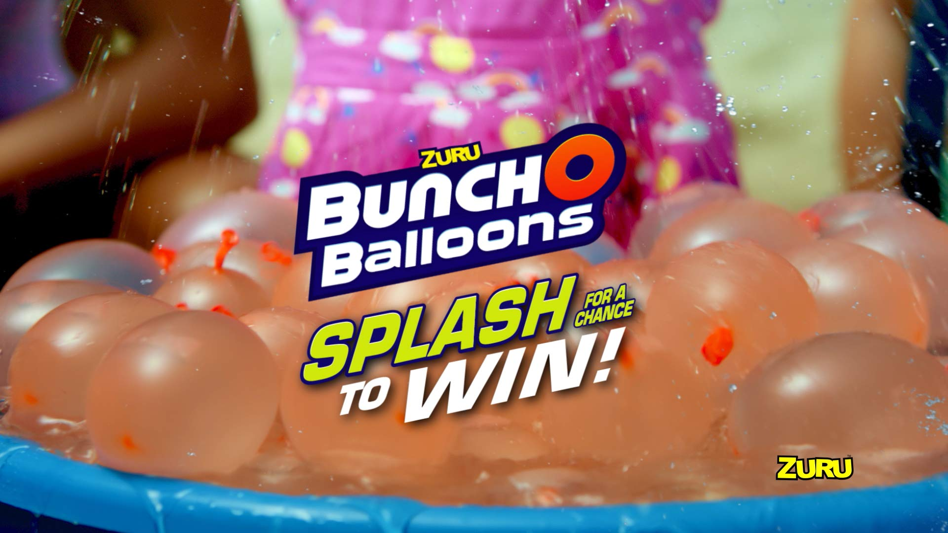Bunch O Balloons - 350 Water Balloons (10 Pack) Rapid-Filling Self-Sealing Water Balloons (Amazon Exclusive) by Zuru by Bunch O Balloons (Image #3)