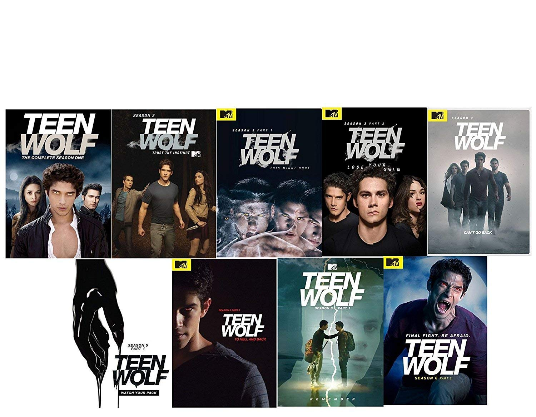 Teen Wolf Complete Series