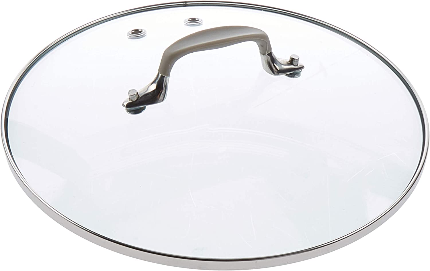 All-Clad Slow Cooker With Ceramic Black Insert Replacement Lid for SD710851, 4 quart, Glass