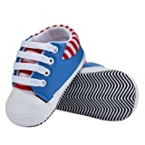 Baby Shoes, Luerme Newborn Toddler Shoes Anti Slip Soft Sole Shoes Cute Canvas Shoe Sneakers
