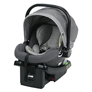 Baby Jogger City Go Car Seat, Steel Gray