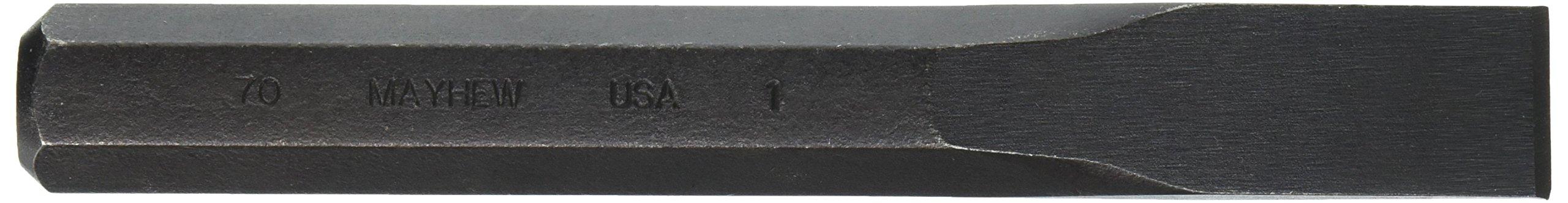Mayhew 10220 1'' Black Oxide Cold Chisel