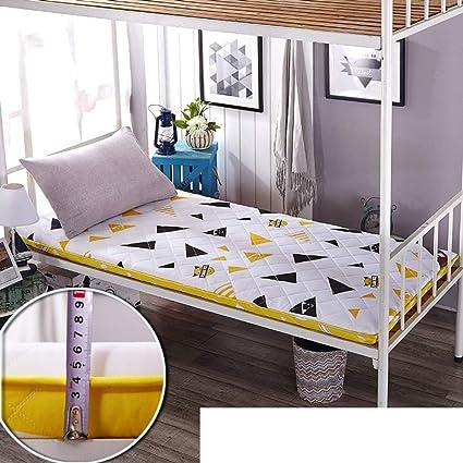 SL&CL Colchones Dormitorio Estudiante,Cama 0.9m literas Cama alfombras Universidad Dormitorio alfombras Mat 1
