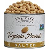 FERIDIES 40oz Can Salted Virginia Peanuts