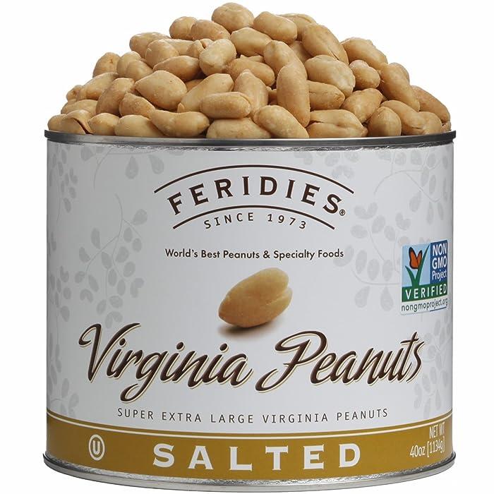 Top 9 Vacuum Salted Peanuts
