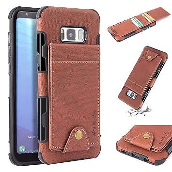 MON5F Home Estuches para celulares para Samsung Galaxy S8 ...
