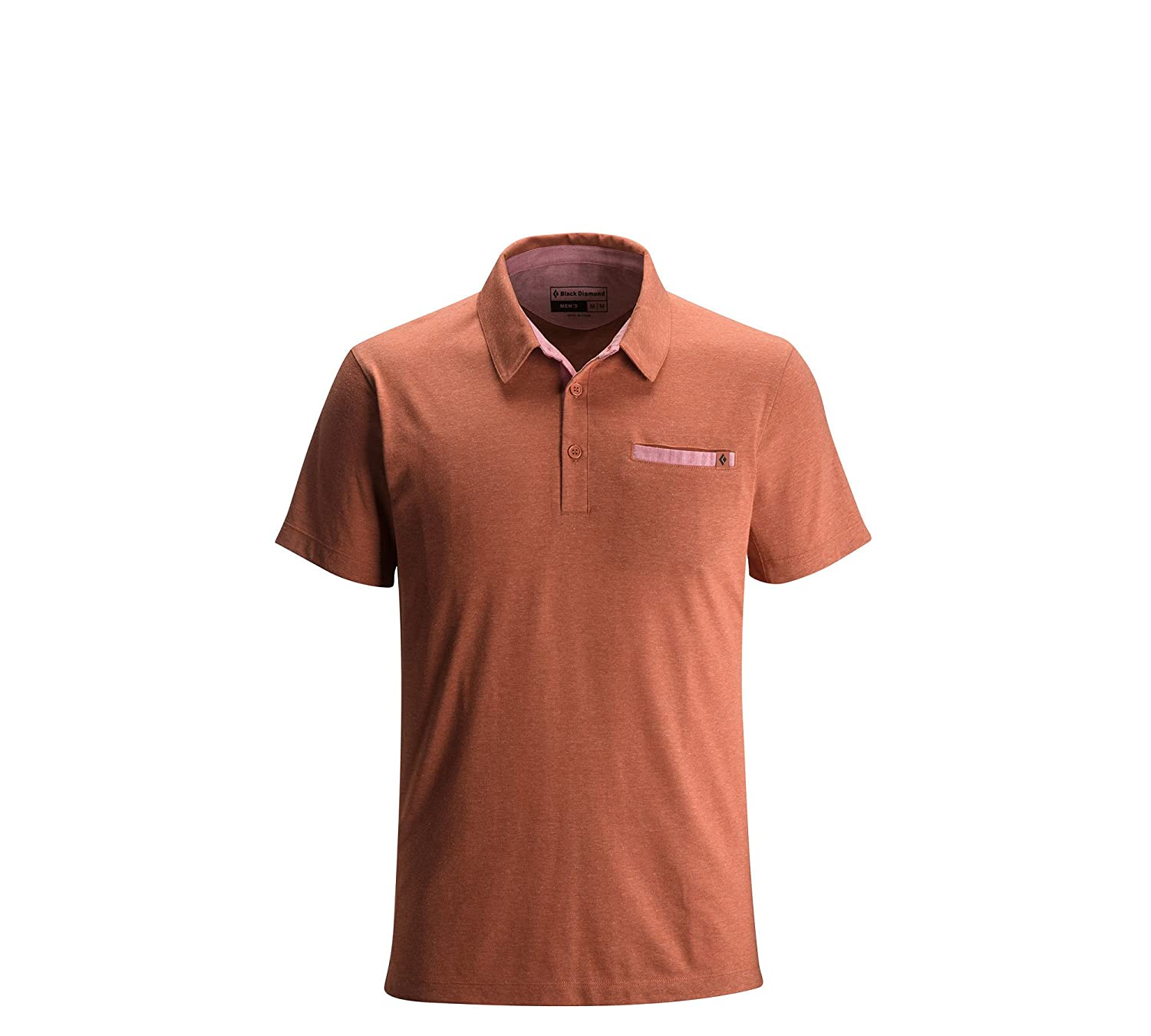 Schwarz Diamond Attitude Polo - Granite