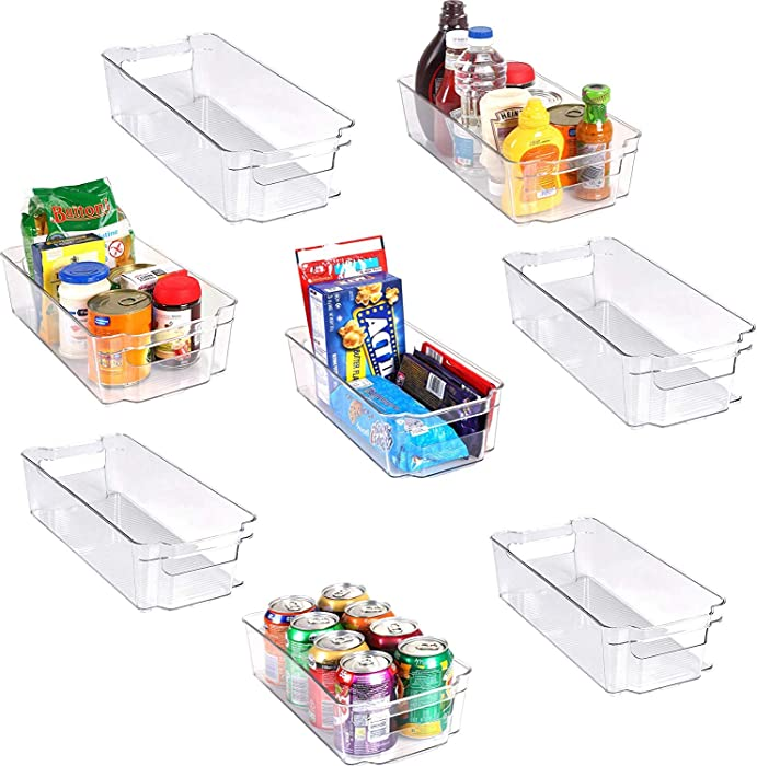 Top 9 Drink Refrigerator Storage Containers