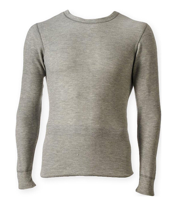 Hanes Mens Ultimate X-Temp Thermal Pajama Shirt W8885