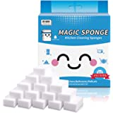 Dr.WOW 21 Pcs/Lot Magic Sponge ,Great Price Melamine Sponge - 2X Thicken 2X Long Lasting Cleaning,Eraser Sponge In…