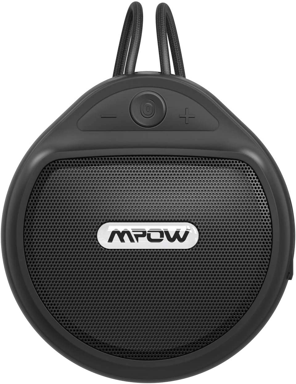 Portable Bluetooth Speaker, Mpow Q5 Waterproof Speaker IPX7, Bluetooth Speaker 5W w/Deep Bass, 6H Playback, TWS, Shower Speaker w/Suction Cup, for cellphones, Tablets, PC