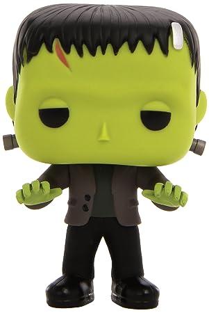 Aufsteller & Figuren Universal Monsters Frankenstein Flower Pop Figur 9 Cm Funko Filme & Dvds