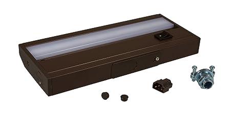 American Lighting ALC-8-DB LED Complete Under Cabinet Light, 3 ...