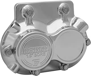 product image for 2006 Harley Davidson FXSTSI Springer Softail Function-Formed Transmission Hydraulic Side Cover - Rear Feed - Chrome, Man