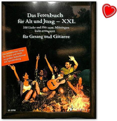 El libro Fete para Alt y Jung – XXL 100 canciones y Hits para ...