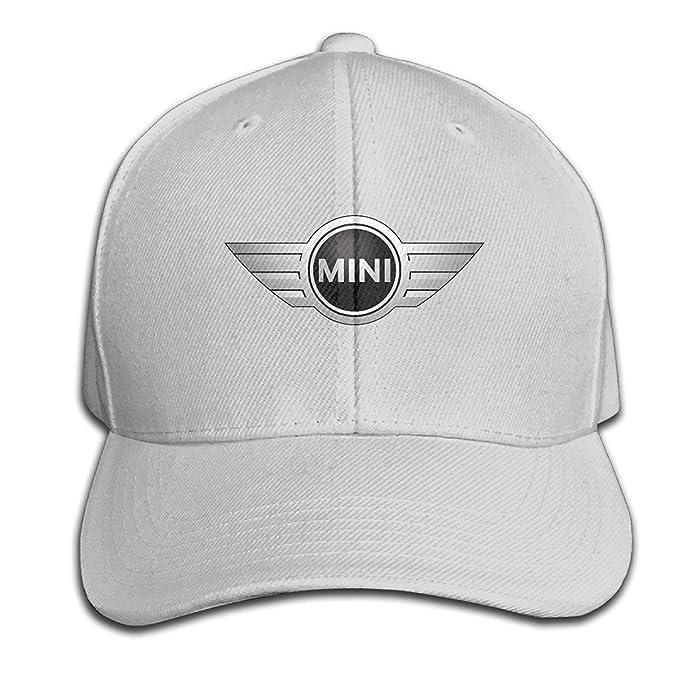 Amazon.com  BACADI Unisex Mini Cooper Logo Adjustable Peaked Baseball Caps  Hats Duck Tongue Hat (6293033980812)  Books 84bf7bf39fe8