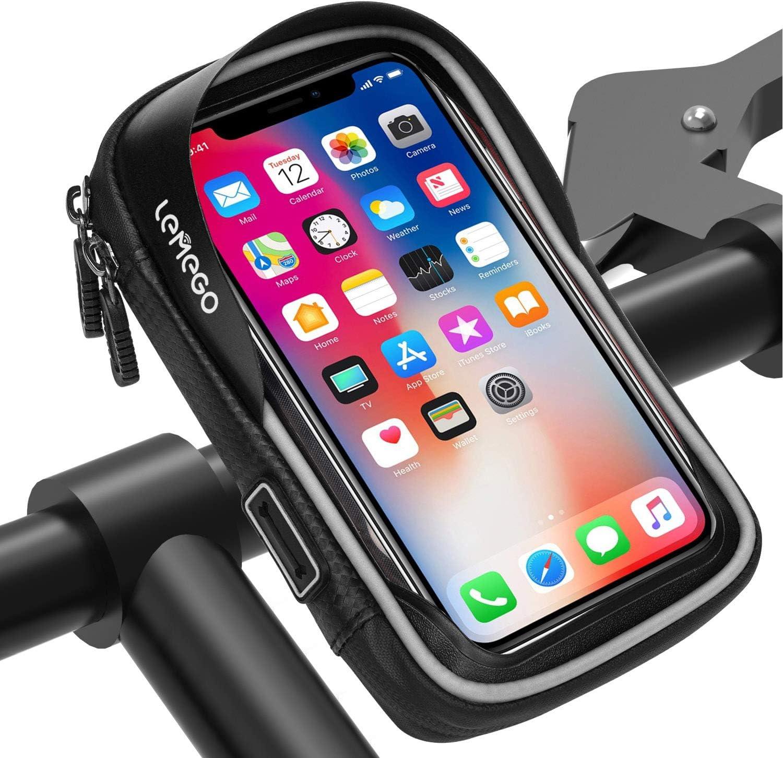 Nokia 6.1 Fahrradhalterung Fahrrad Lenkrad Halterung Wasserfest Bike