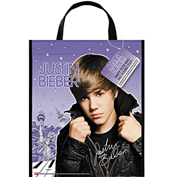 Buy Justin Bieber Tote Bag Online at Low Prices in India Amazonin