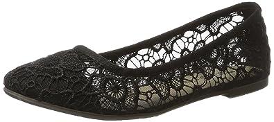 Ballerinas Schuhe Geschlossene 22106 Tamaris Damen vw4vt