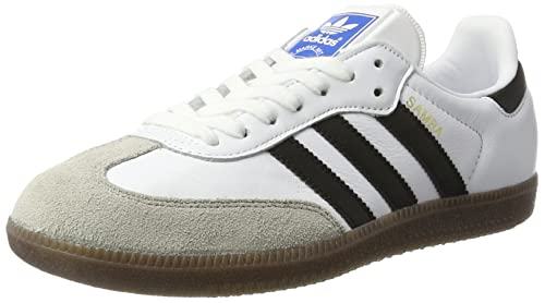 adidas Samba Og, Zapatillas para Hombre, Blanco (Footwear White/core Black/clear Granite), 40 EU: Amazon.es: Zapatos y complementos