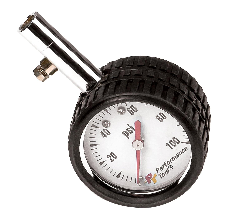 Performance Tool 60307 10-150 psi Truck Tire Pressure Gauge