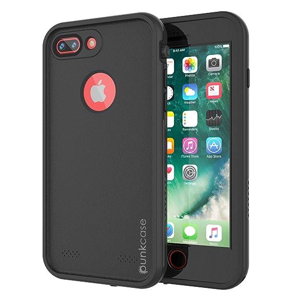 Amazon.com: Punkcase - Carcasa impermeable para iPhone 8 ...