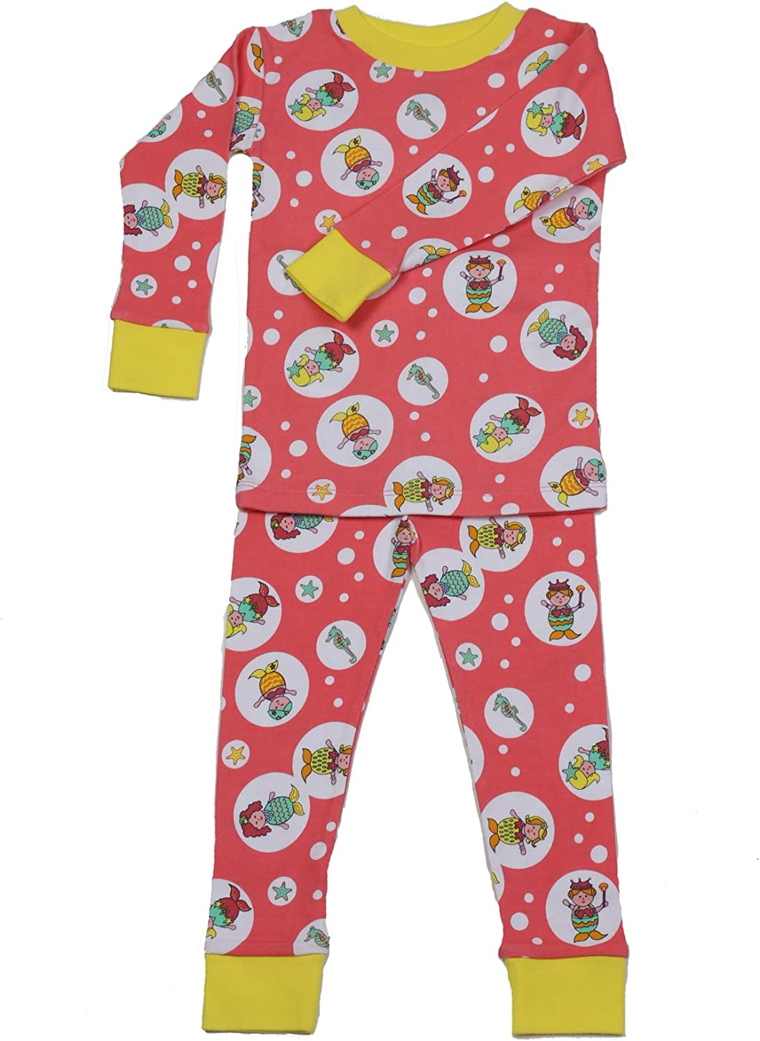 New Jammies Organic Cotton Snuggly Pajamas