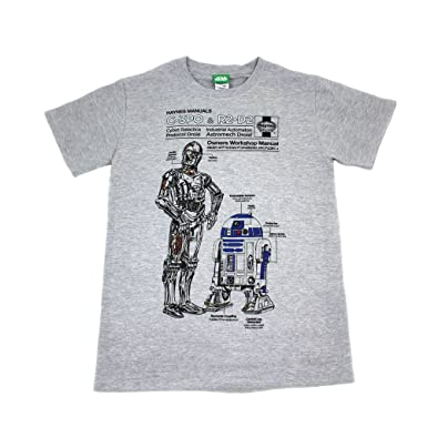 R2-D2 CUSTOM WHITE T-SHIRT