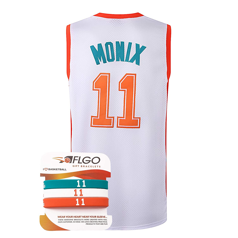 AFLGO Monix #11 Flint Tropics - Camiseta de Baloncesto S-XXXL de ...