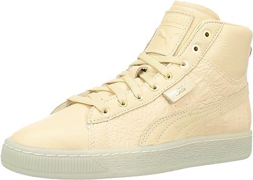 PUMA Women's Basket Mid Ali Wn's Fashion Sneaker
